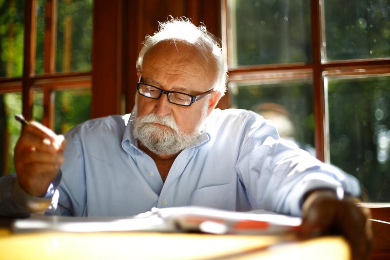 prof. Krzysztof Penderecki