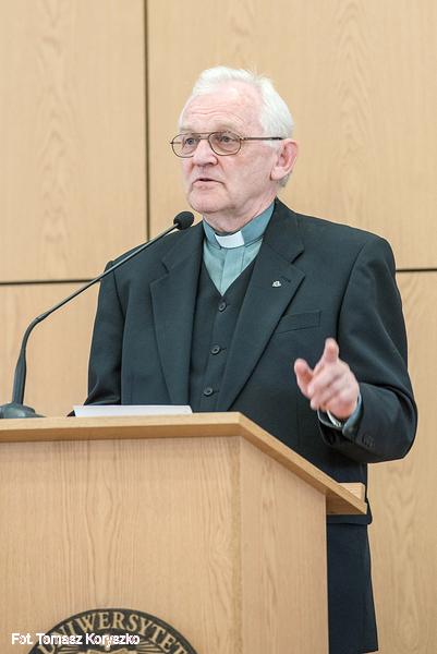 ks. prof.Andrze Szostek