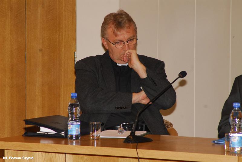 ks. prof.Jerzy Szymik